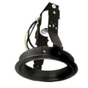 ACA Spot Κονσόλας SDLFCB PAR E27 ή CDMR Μαύρο