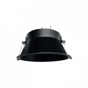 ACA Spot Χωνευτό Kινητό Στρογγυλό G53 AR111 Κρυφού Φωτισμού Μαύρο
