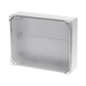 ACA Στεγανό Κουτί Διακλάδωσης 310x240x100 με Διάφανο Καπάκι IP65