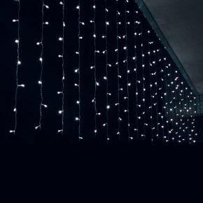ACA 360 LED Λαμπάκια Κουρτίνα Flash Mode 5.6W 2x2m