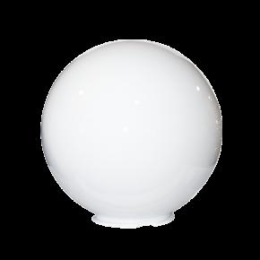 ACA Ακρυλική Μπάλα Για Βάση Αλουμινίου E27 Opal Ø40