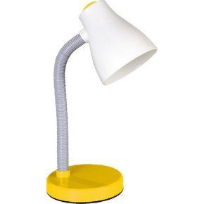 ACA Φωτιστικό Γραφείου 1xE27 LED max. 11W Πλαστικό Yuppie