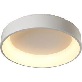 ACA Φωτιστικό Οροφής Πλαφονιέρα LED 48W Dimmer Μεταλλικό Apollo