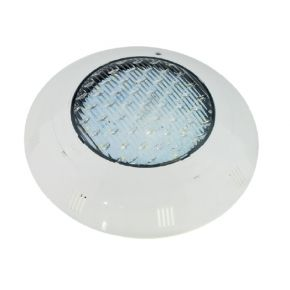 ACA Φωτιστικό Πισίνας Πλαστικό LED SMD 25W IP68 Λευκό