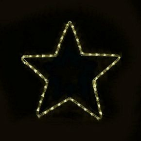 ACA Φωτοσωλήνας Αστέρι 36 Steady Lights 3mm 28cm IP20