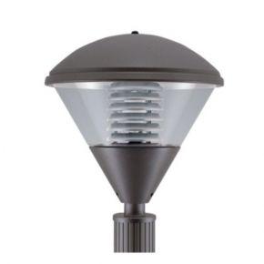 ACA Κεφαλή Φωτιστικού Πλατείας E27 Αλουμίνιο Polarmod