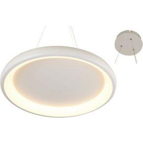 ACA Κρεμαστό Φωτιστικό LED 34W Dimmer Μεταλλικό D41XH120CM DIANA
