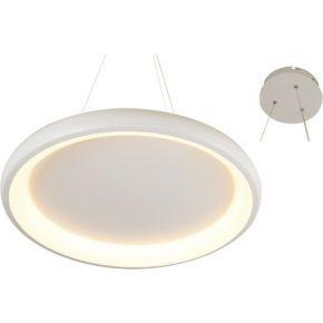 ACA Κρεμαστό Φωτιστικό LED 48W Μεταλλικό D61XH120CM Diana