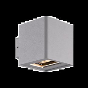 ACA LED Απλίκα Τοίχου 2x5W High Power Zoomy IP54