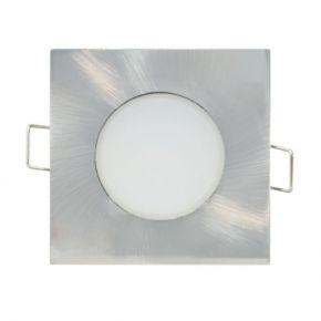 ACA LED Φωτιστικό Οροφής 5W Χωνευτό Vera Tετράγωνο IP65