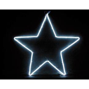 ACA LED Φωτοσωλήνας Νέον Αστέρι 200 Steady Leds 2835 58x54cm IP44