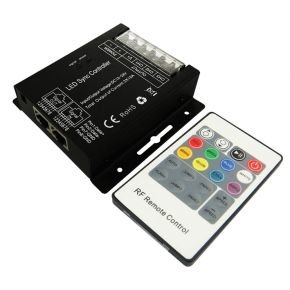 ACA RGB LED Controller + RF Remote Control IP20