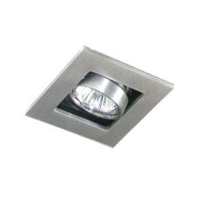 ACA Spot Τετράγωνο Μονό Κινητό GU10