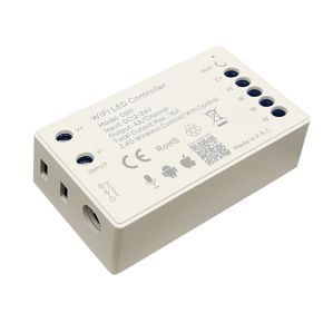 ACA WIFI LED Dimmer TUYA D111 16Α 192W/12V 384W/24V