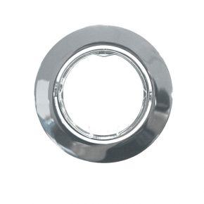 ACA Χωνευτό Στρογγυλό Σποτ GU5.3 MR16 - GU10 Αλουμίνιο