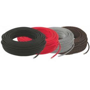 AG Υφασμάτινo Καλώδιo PVC Στρογγυλό 2x0.75 Η03VV-F