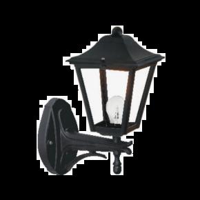 Alfa LED Απλίκα Τοίχου Άνω Φανάρι 60W E27 IP44