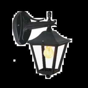 Alfa LED Απλίκα Τοίχου Κάτω Φανάρι 60W E27 IP44