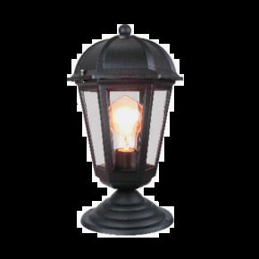 Alfa LED Κολωνάτο Φανάρι 60W E27 IP44 Κέρκυρα 30cm