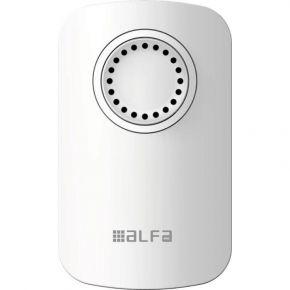 Alfa Ασύρματο Κουδούνι Ρεύματος Με Μονάδα Ανίχνευσης Κίνησης PIR