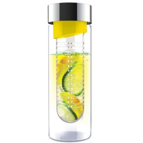 Asobu Υδροδοχείο Flavour IT Yellow - Silver