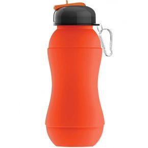 Asobu Υδροδοχείο Sili-Squeeze 700ml Πορτοκαλί