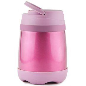 Asobu Φαγητοδοχείο Με Μόνωση The Lunch Keeper 480ml Ροζ