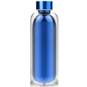 Asobu Θερμός Escape The Bottle 500ml Μπλε