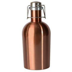 Asobu Υδροδοχείο Beer Growler 1.9L Amber