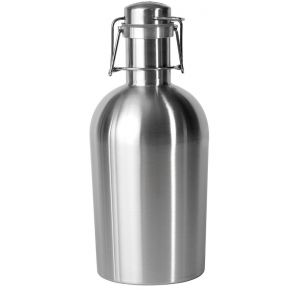 Asobu Υδροδοχείο Beer Growler 1.9L Silver