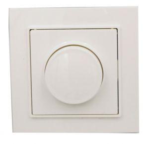 BAS Dimmer Για LED 500W NEFELI Λευκό