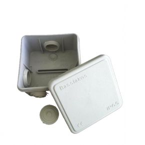 BAS Κουτί Διακλάδωσης IP65 Γκρι