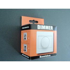 BAS Dimmer Για Λάμπες Πυρακτώσεως 500W Λευκό