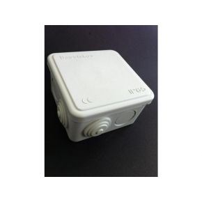 BAS Κουτί Διακλάδωσης IP65 Λευκό