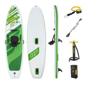 Bestway Σανίδα SUP Hydro-Force Freesoul Tech Convertable 3.40M