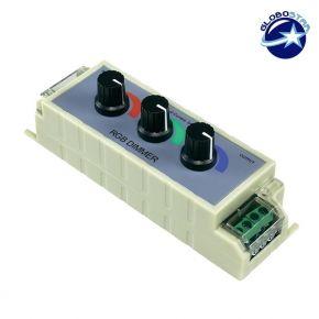 Dimmer Knob RGB 12 Volt 12 Ampere