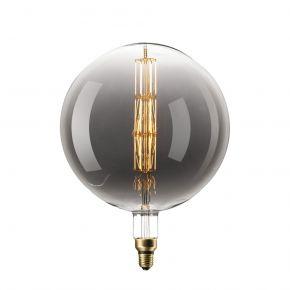 Calex XXL Titanium LED Λάμπα 6W Filament E27 Φ300mm Dimmable