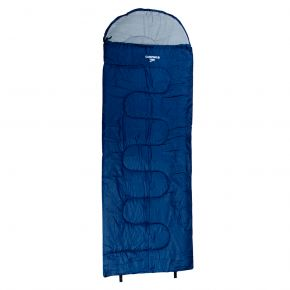 CAMPING PLUS By TERRA Υπνόσακος CLASSIC 200 Με Κουκούλα 200 gr/m2
