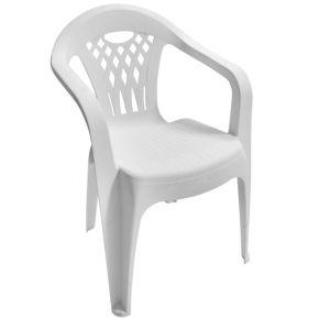 Campus Καρέκλα Πλαστική Μονομπλοκ