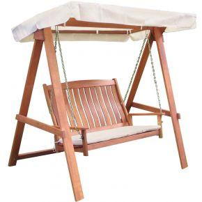 Campus Κούνια - Κρεβάτι Διθέσια Με Μεράντι Οροφή