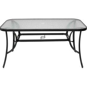 Campus Μεταλλικό Τραπέζι Ανθρακί 110x60x72cm