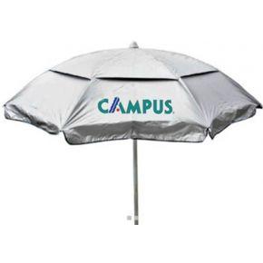 Campus Ομπρέλα Κήπου - Βεράντας - Θαλάσσης Μεταλλική 200cm Μπλε
