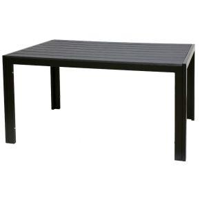 Campus Τραπέζι Αλουμινίου Με Polywood