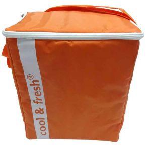 Campus Τσάντα Ψυγείο 14L Πορτοκαλί