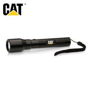 CAT Φακός Αλουμινίου Επαναφορτιζόμενος T6 LED 400 Lumens
