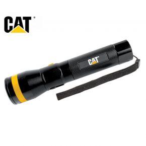 CAT Φακός Αλουμινίου Focus Επαναφορτιζόμενος & Power Bank 1200 Lumens