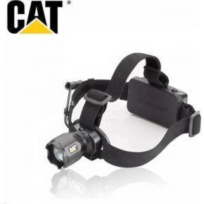CAT Φακός Κεφαλής Επαναφορτιζόμενος Focus 380 Lumens