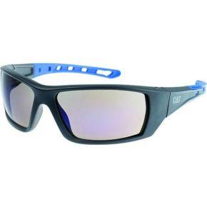 CAT PLANNER-108 Γυαλιά Εργασίας-Προστασίας 5-2.5 Blue Mirror Με Μπλέ Ακρα Και Αντι-Θαμβωτική Επίστρωση
