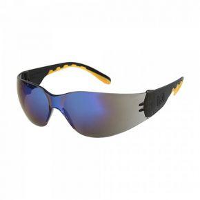 CAT TRACK-105 Γυαλιά Εργασίας-Προστασίας 5-2.5 Blue Mirror Με Αντι-Θαμβωτική Επίστρωση