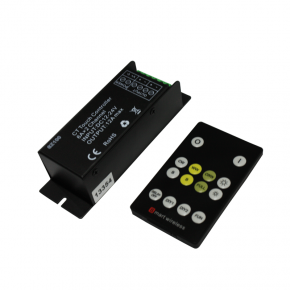 ACA CCT LED Controller 12A 144W/12V 288W/24V Και RF Remote